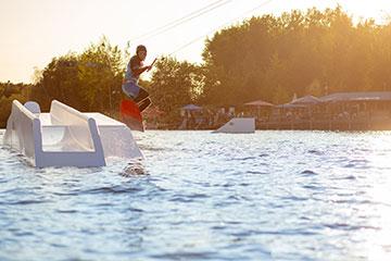 Wakeboarding-Preise: Zeit- oder Rundenkarten