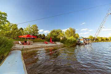 Wakeboarden und Wasserski in Brandenburg