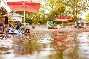 Wasserski und Wakeboarden in Brandenburg